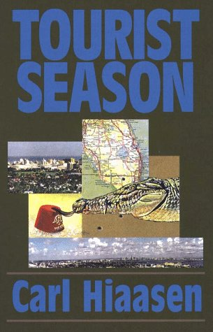 9780783816470: Tourist Season (G K Hall Large Print Book Series)