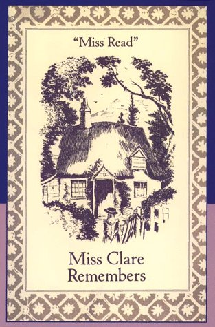 9780783816586: Miss Clare Remembers (Thorndike Core)