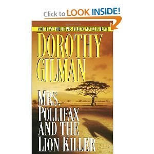 9780783816777: Mrs. Pollifax and the Lion-Killer