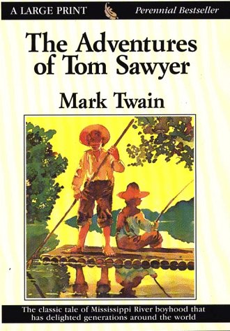 9780783817057: The Adventures of Tom Sawyer (Thorndike Classics)