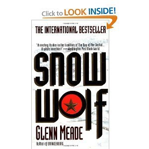 9780783817910: Snow Wolf (G K Hall Large Print Book Series)