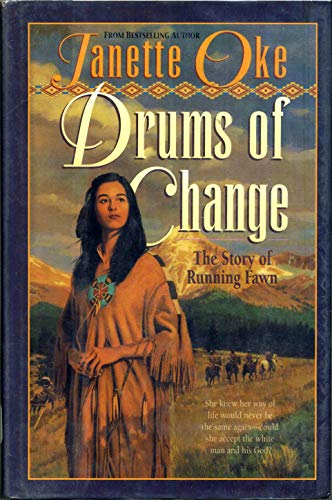 Drums of Change (Women of the West: Oke, Janette