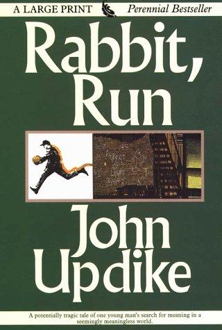 9780783818238: Rabbit, Run (G.K. Hall large print perennial bestseller collection)