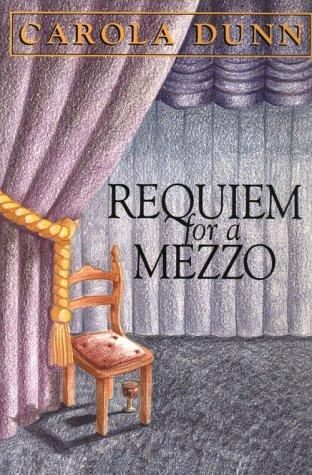 9780783818573: Requiem for a Mezzo (Daisy Dalrymple Mysteries, No. 3)