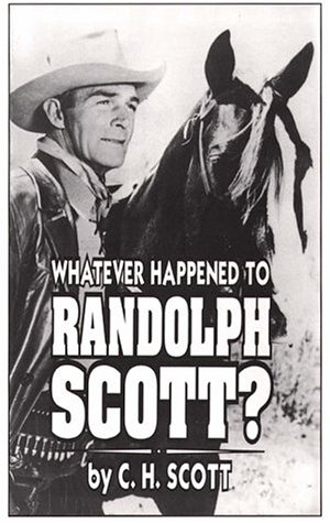 9780783818610: Whatever Happened to Randolph Scott? (G K Hall Large Print Book Series)
