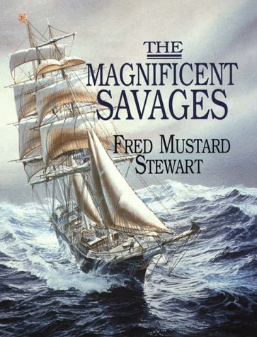 9780783819013: The Magnificent Savages (G K Hall Large Print Book Series)