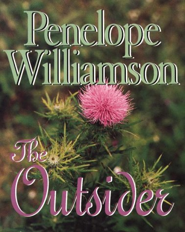 9780783819075: The Outsider (G K Hall Large Print Book Series)