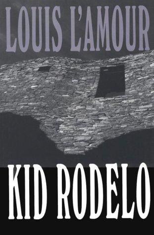9780783819570: Kid Rodelo (G K Hall Large Print Book Series)