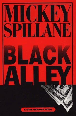 9780783819594: Black Alley (G K Hall Large Print Book Series)