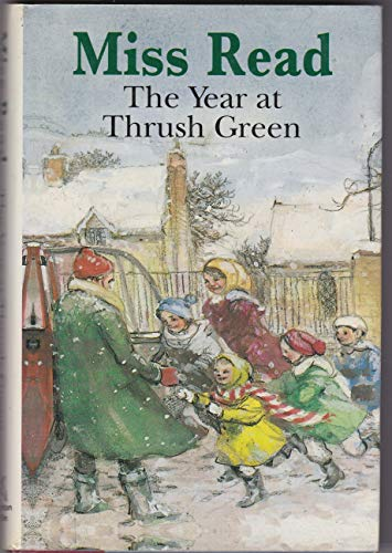 9780783819648: The Year at Thrush Green (G K Hall Large Print Book Series)