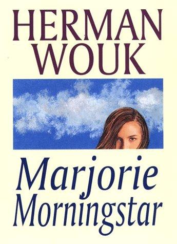 9780783819938: Marjorie Morningstar (Thorndike Core) (G K Hall Large Print Book Series)