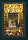9780783820248: Evil Angels Among Them (G K Hall Large Print Book Series)