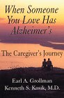 9780783820491: When Someone You Love Has Alzheimer's: The Caregiver's Journey (G. K. Hall Reference (Large Print))