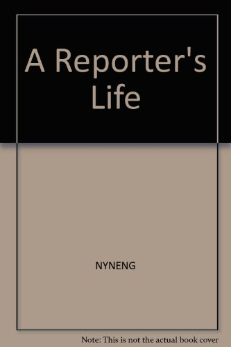 9780783880587: A Reporter's Life
