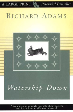 9780783880815: Watership Down (Perennial Bestseller Collection)