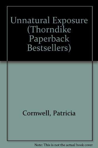 9780783880884: Unnatural Exposure (Thorndike Press Large Print Paperback Series)