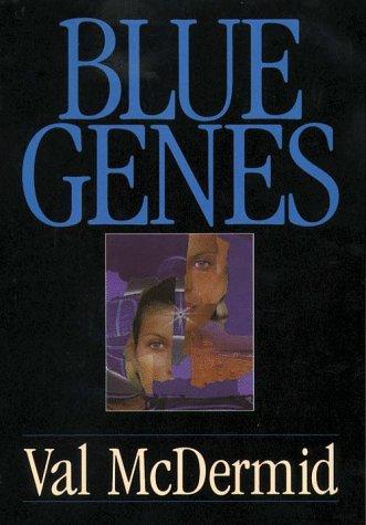 9780783881416: Blue Genes: A Kate Brannigan Mystery (G K Hall Large Print Book Series)