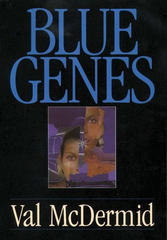 9780783881416: Blue Genes: A Kate Brannigan Mystery (G K Hall Large Print Book Series)