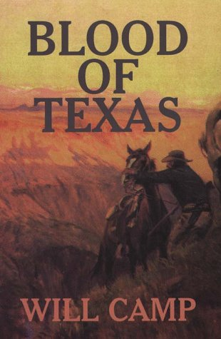 9780783882093: Blood of Texas (G K Hall Large Print Book Series)