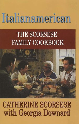 9780783882123: Italianamerican: The Scorsese Family Cookbook (G. K. Hall Reference (Large Print))