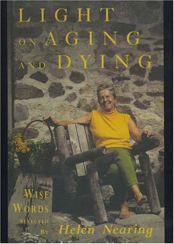 9780783882222: Light on Aging and Dying: Wise Words (Thorndike Large Print Inspirational Series)