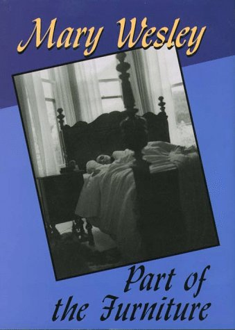 9780783882239: Part of the Furniture (G K Hall Large Print Book Series)