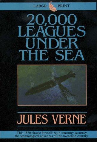 Twenty Thousand Leagues Under the Sea (THORNDIKE: Jules Verne