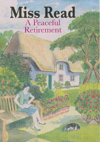 9780783882765: A Peaceful Retirement (G K Hall Large Print Book Series)