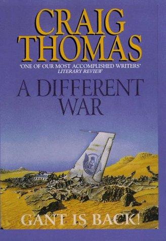 A Different War (G K Hall Large Print Book Series): Thomas, Craig