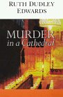 9780783882840: Murder in a Cathedral (G. K. Hall Mystery)
