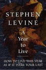 9780783883267: A Year to Live: How to Live This Year As If It Were Your Last (Thorndike Press Large Print Inspirational Series)