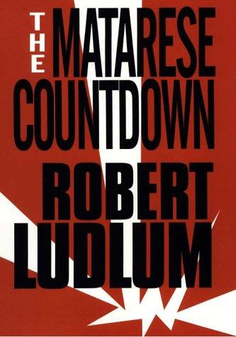 9780783883526: The Matarese Countdown (G K Hall Large Print Book Series)