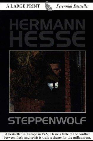 Steppenwolf: Hesse, Hermann