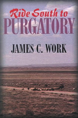 9780783883984: Ride South to Purgatory: A Western Story (G K Hall Large Print Book Series)
