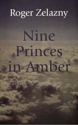 9780783884257: Nine Princes in Amber (Thorndike Press Large Print Science Fiction Series)