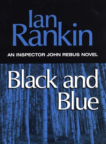 9780783884431: Black and Blue (G. K. Hall Mystery)