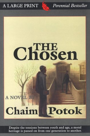 9780783884509: The Chosen (THORNDIKE PRESS LARGE PRINT PERENNIAL BESTSELLERS SERIES)