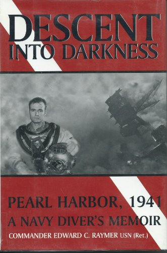 9780783885032: Descent into Darkness: Pearl Harbor, 1941 : A Navy Diver's Memoir (Thorndike Press Large Print American History Series)