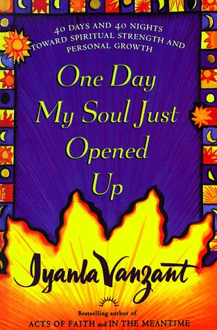 9780783885131: One Day My Soul Just Opened up (Thorndike Press Large Print Inspirational Series)