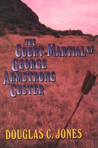 9780783885209: The Court-Martial of George Armstrong Custer (G K Hall Large Print Book Series)