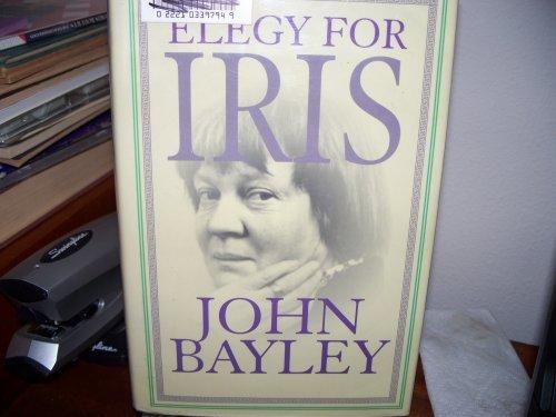 9780783885643: Elegy for Iris