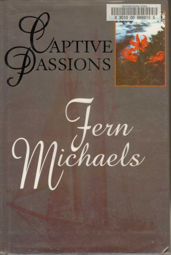 9780783885858: Captive Passions (G K Hall Large Print Book Series)