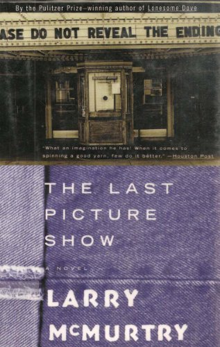 The Last Picture Show (G K Hall Large Print Book Series) (9780783886329) by Larry McMurtry