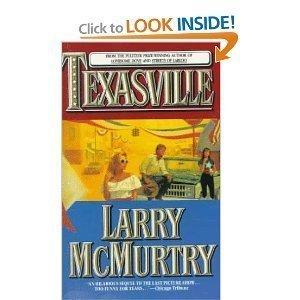 9780783886336: Texasville (G K Hall Large Print Book Series)