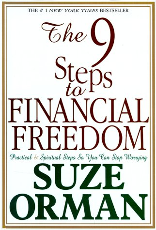 9780783886374: The 9 Steps to Financial Freedom (G K Hall Large Print Book Series)