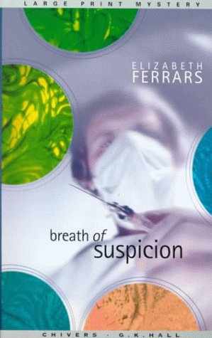 9780783886626: Breath of Suspicion (Thorndike British Favorites)