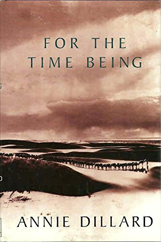9780783886718: For the Time Being (G K Hall Large Print Book Series)