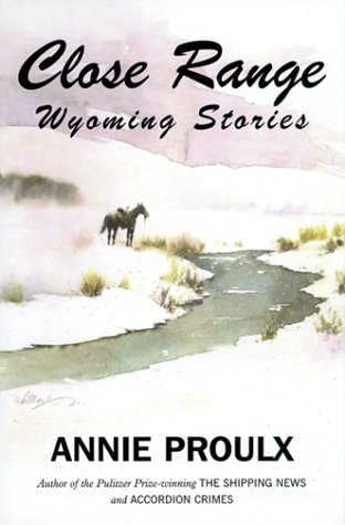 9780783886770: Close Range: Wyoming Stories (G K Hall Large Print Book Series)