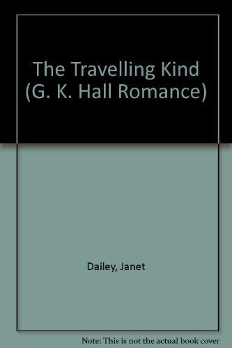 9780783886848: The Travelling Kind (G K Hall Large Print Book Series)