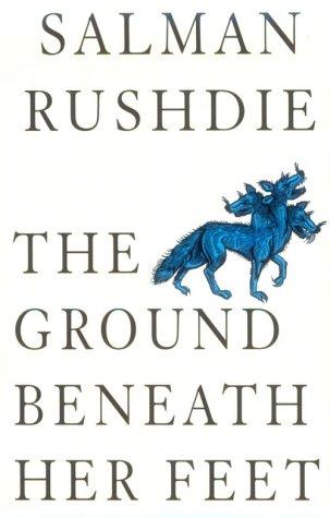 9780783887128: The Ground Beneath Her Feet